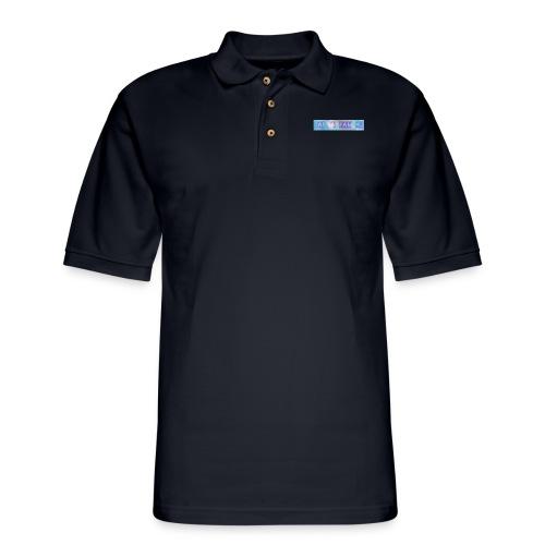 Canna fams #3 design - Men's Pique Polo Shirt