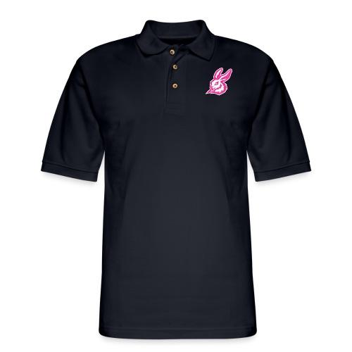 Havoc Logo Only - Men's Pique Polo Shirt
