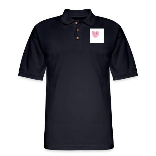 pizza 2 - Men's Pique Polo Shirt