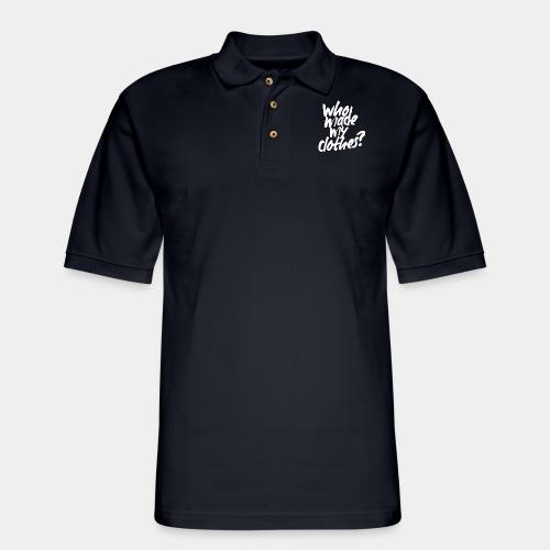 fashion - Men's Pique Polo Shirt