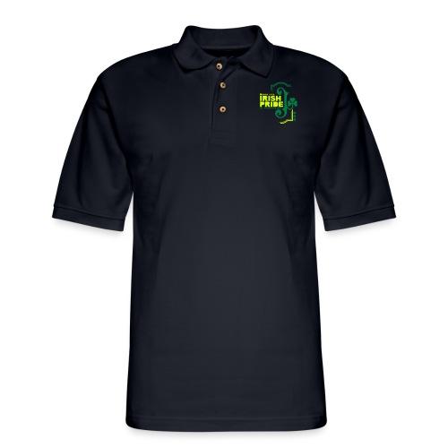 IRISH PRIDE - Men's Pique Polo Shirt