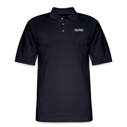 My Life Is Such A Telenovela - Men's Pique Polo Shirt