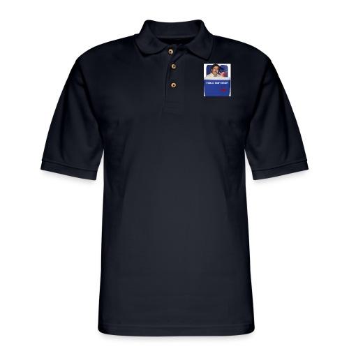 Pablo Esky Bruh - Men's Pique Polo Shirt