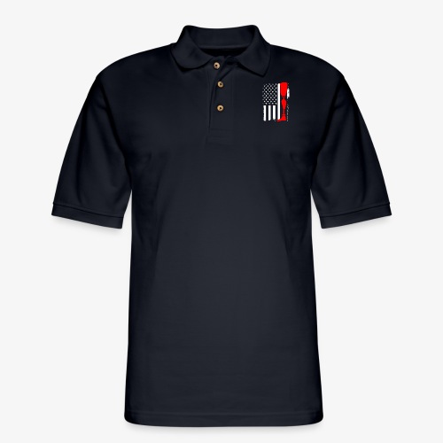 Equality for People with Disabilities - Men's Pique Polo Shirt