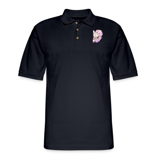 Princess Lindt - Men's Pique Polo Shirt