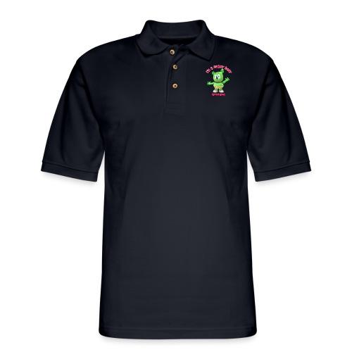I'm A Gummy Bear - Men's Pique Polo Shirt