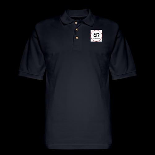 Revelstoke - Men's Pique Polo Shirt