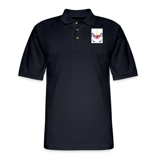 D.I.YFAM - Men's Pique Polo Shirt