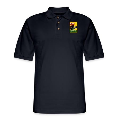 Black Is Beautiful - Men's Pique Polo Shirt