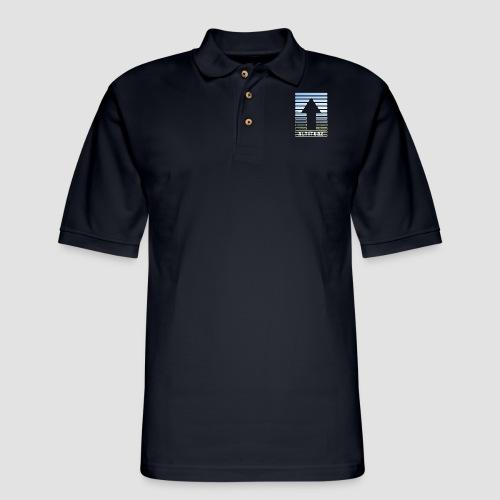 Lift Off - Men's Pique Polo Shirt