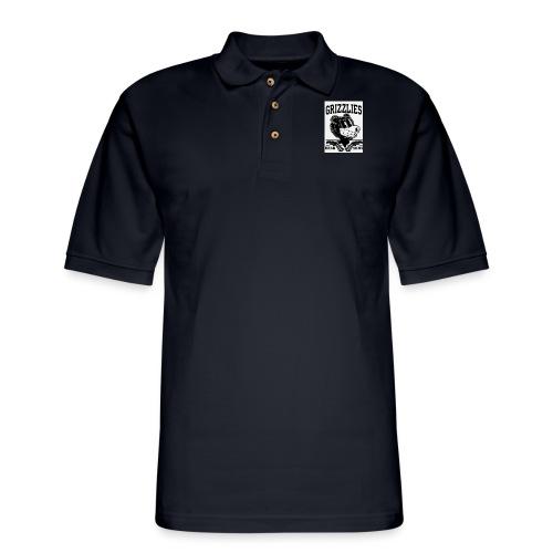 beararms - Men's Pique Polo Shirt