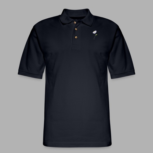 Be Kind To Yourself - Men's Pique Polo Shirt