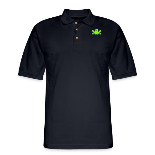 NK Green - Men's Pique Polo Shirt