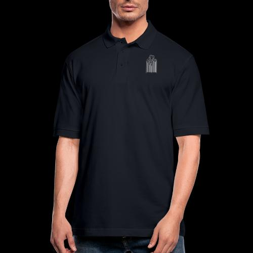 Scan Space - Men's Pique Polo Shirt