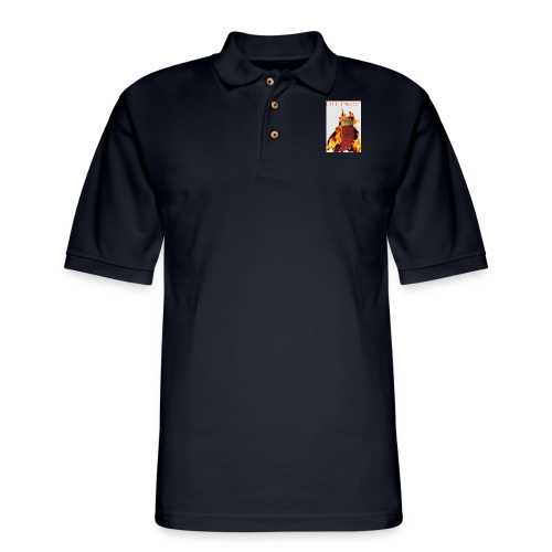 ChilliMaster - Men's Pique Polo Shirt