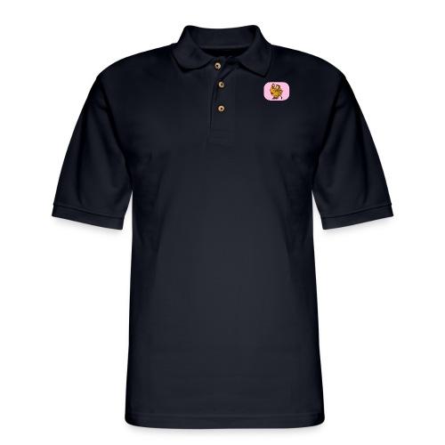 garf n jon - Men's Pique Polo Shirt