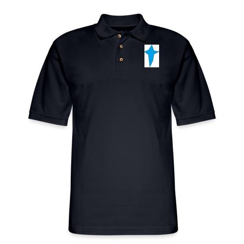 STAR CROSS - Men's Pique Polo Shirt