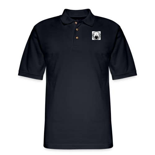 ANONYMOUS - Men's Pique Polo Shirt