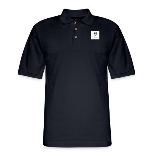 Dr. Pasta - Men's Pique Polo Shirt