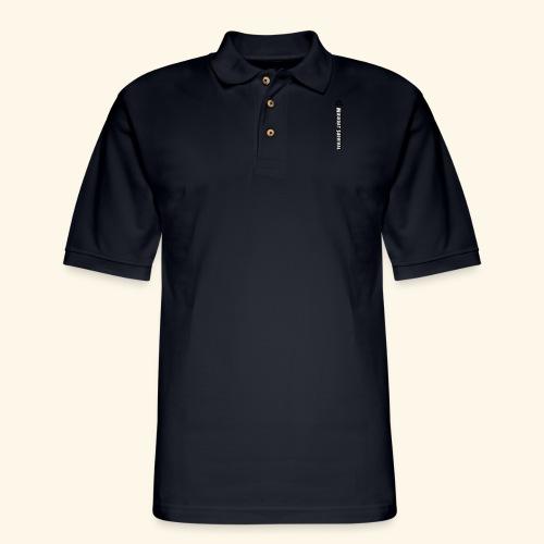 Muskrat Survival Tall - Men's Pique Polo Shirt