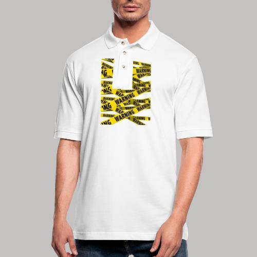 F GOD - Men's Pique Polo Shirt