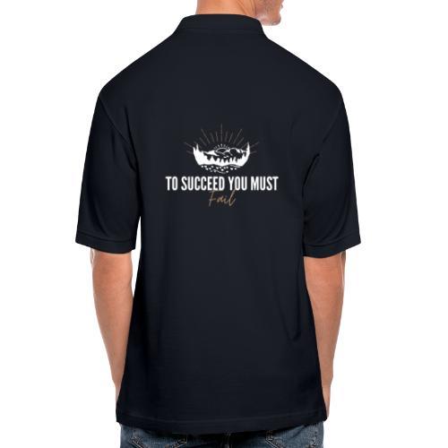 TSUMF (MERCH) - Men's Pique Polo Shirt