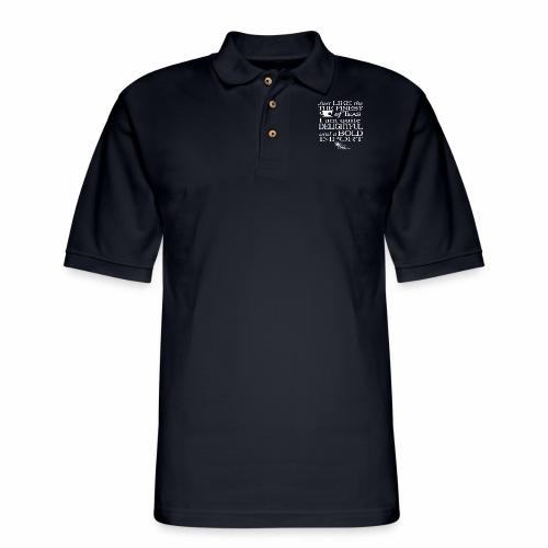 Bold Import - Men's Pique Polo Shirt