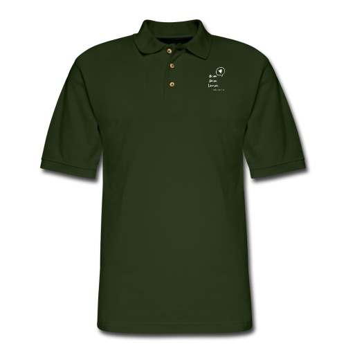 Be You, Do You, Love You - Men's Pique Polo Shirt