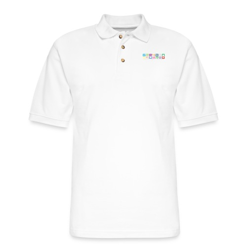 Greydon Square Colorful Tshirt Type 3 - Men's Pique Polo Shirt