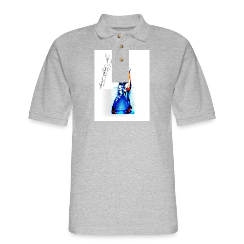 Sweet Randi Love Apparel - Men's Pique Polo Shirt