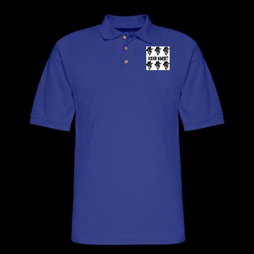 Dreambandits square x6 - Men's Pique Polo Shirt