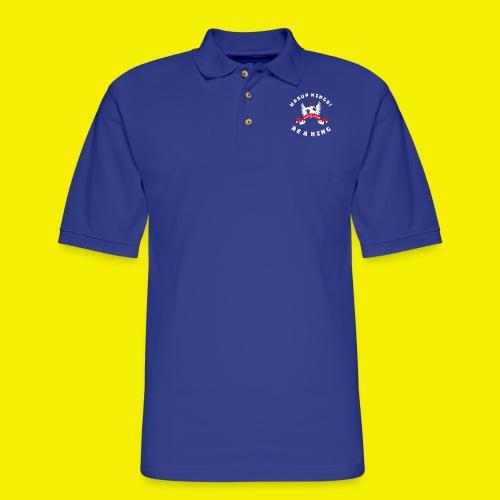 Yonal King Unisex Jacket - Men's Pique Polo Shirt