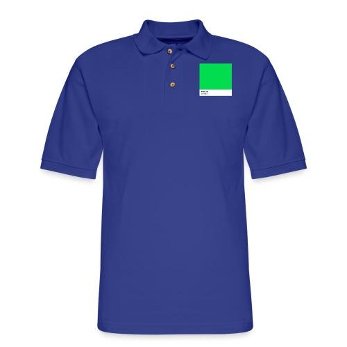 spotify - Men's Pique Polo Shirt