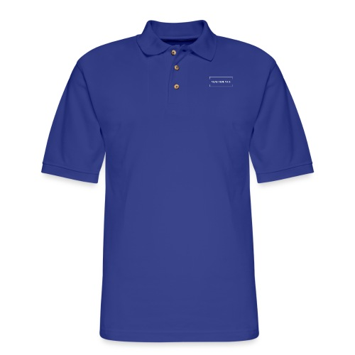VENI VIDI VICI - Men's Pique Polo Shirt