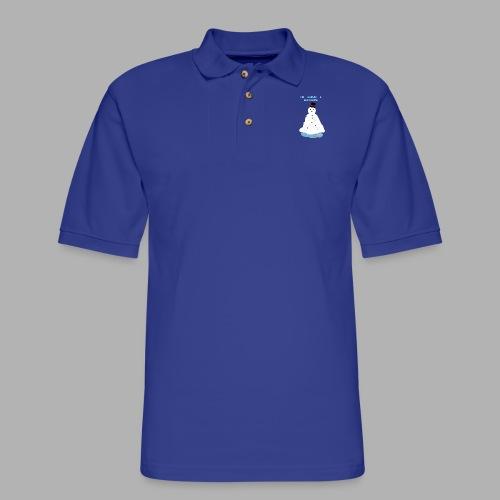 I'm Having a Meltdown! - Men's Pique Polo Shirt
