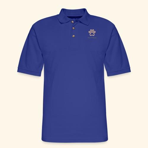 Paw Project - Men's Pique Polo Shirt