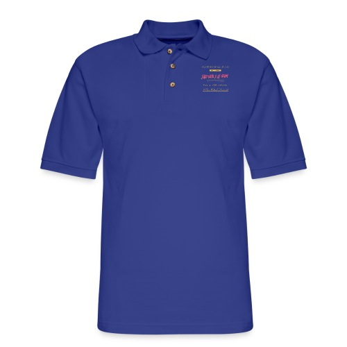 Promo Merch - Men's Pique Polo Shirt