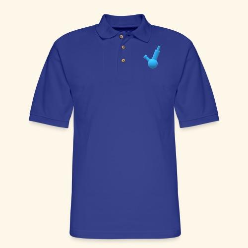 Bong - Men's Pique Polo Shirt