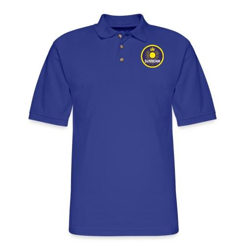 Sunbeam emblem - AUTONAUT.com - Men's Pique Polo Shirt