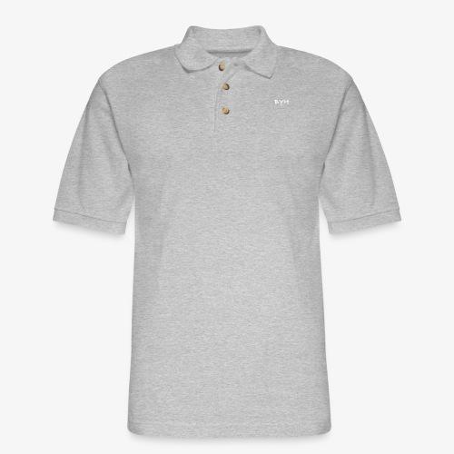 The Classic BYH Hoodie - Men's Pique Polo Shirt