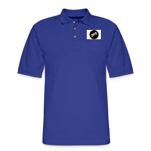 Jfs - Men's Pique Polo Shirt