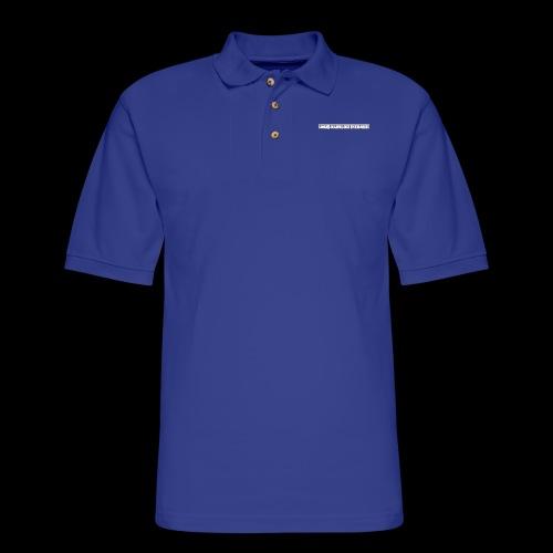 iLong - Men's Pique Polo Shirt