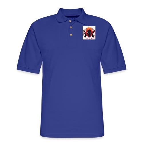 judgement - Men's Pique Polo Shirt