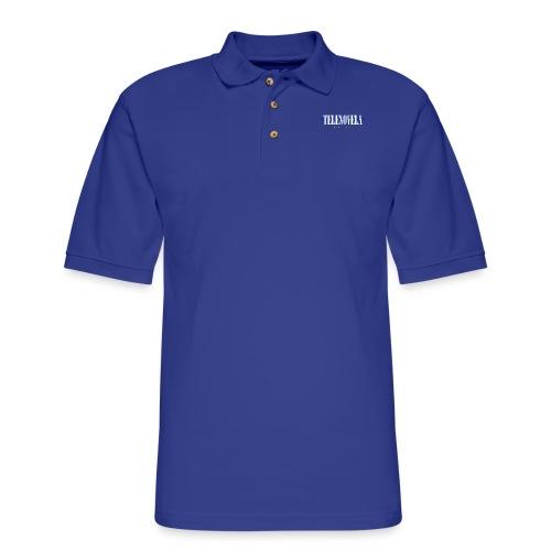 Telenovela - Men's Pique Polo Shirt