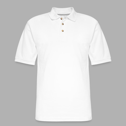 All Saints Hops - Men's Pique Polo Shirt