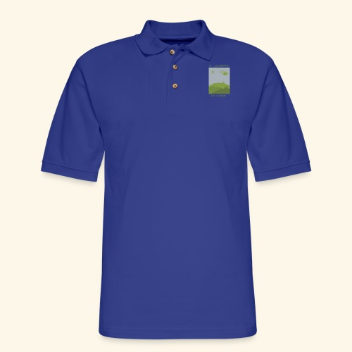 Hill mongereres - Men's Pique Polo Shirt