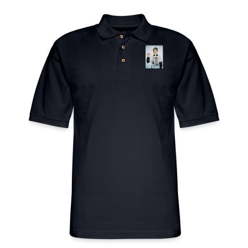 lucas vercetti - Men's Pique Polo Shirt