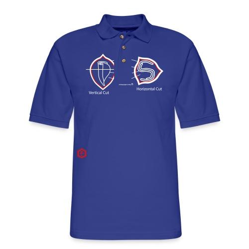 so4 - Men's Pique Polo Shirt