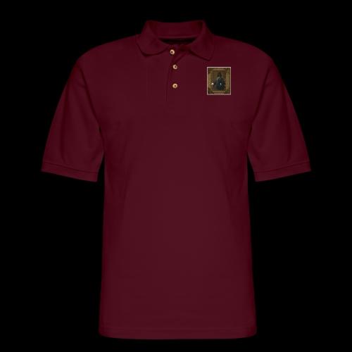 Darth Vintage | Style Wars - Men's Pique Polo Shirt