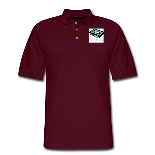 Alt Logo - Men's Pique Polo Shirt